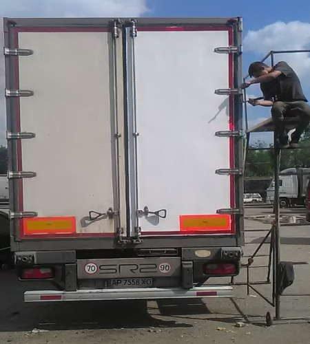 ремонт ворот термобудки